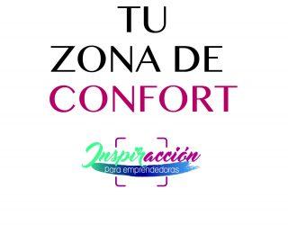 Tu zona de confort