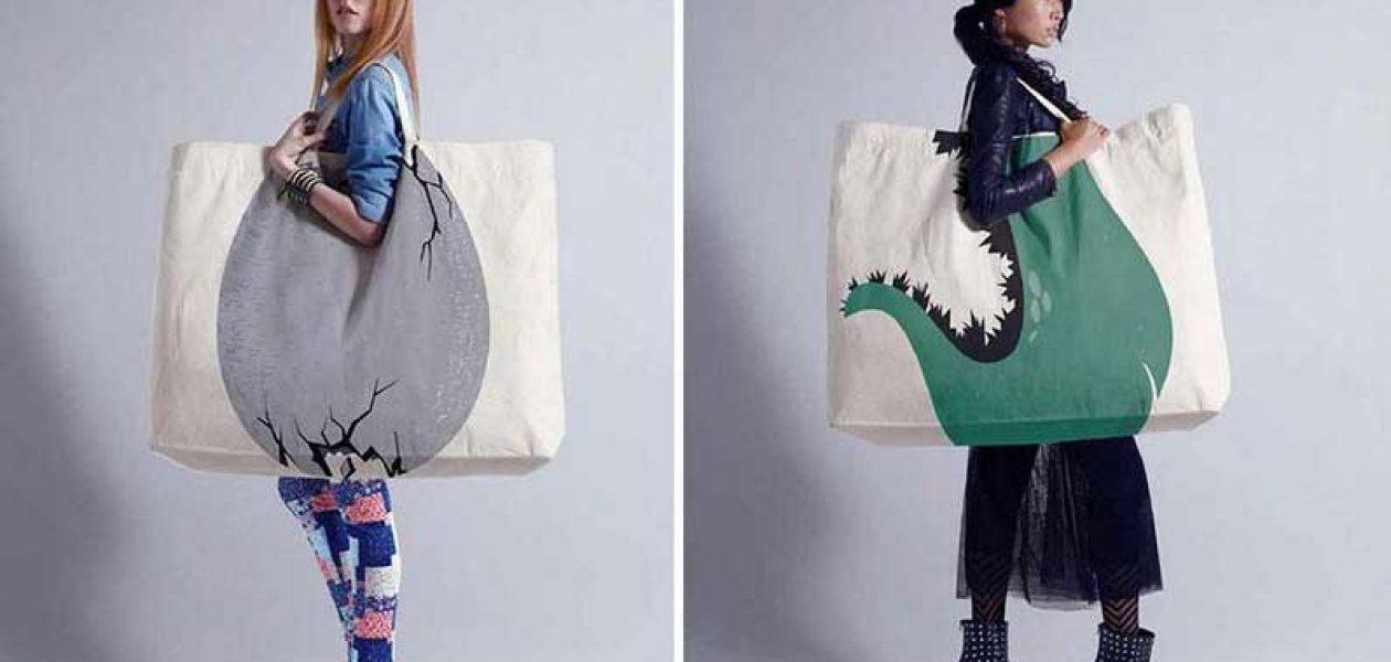 Creatividad en bolsas