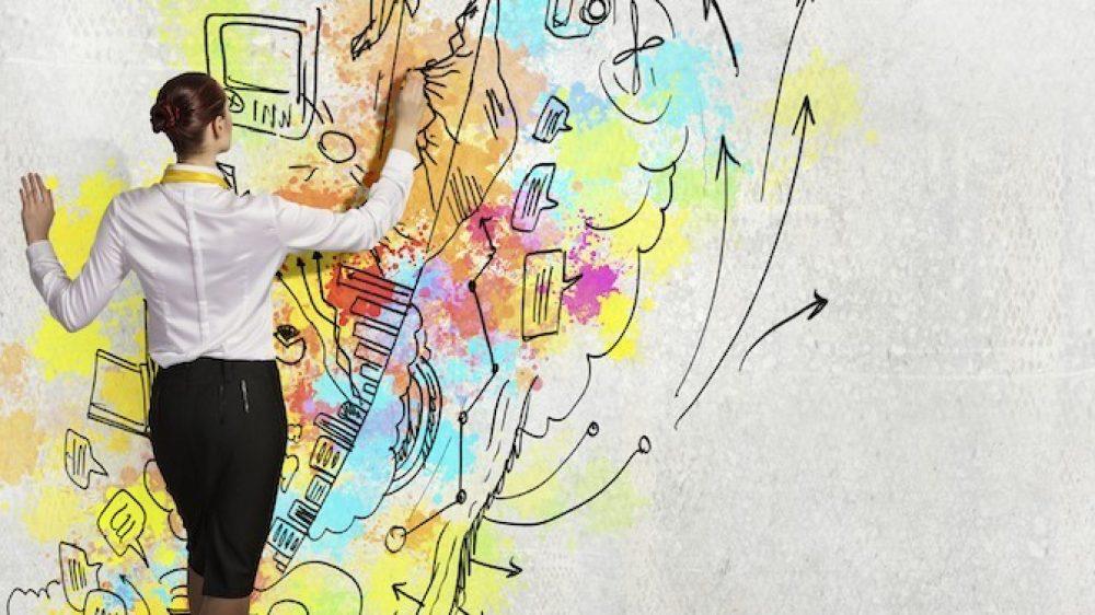 Cómo ser más creativa en tu negocio