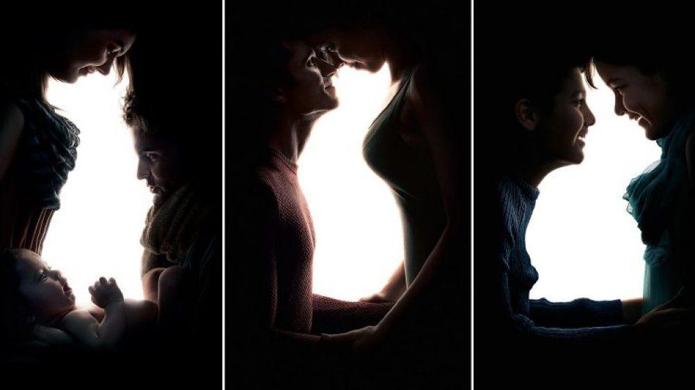 Creatividad: Campaña de ilusión óptica con fotografías.