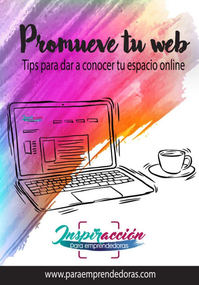 Ebook, Promueve tu web