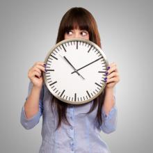 Organiza tu tiempo.